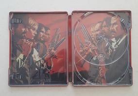 Steelbook Red Dead Redemption 2 - Sem O Jogo - Case Metal