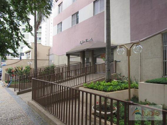 Apartamento Com 2 Dormitórios À Venda Ou Locação, 68 M² Por R$ 300.000 - Vila Itapura - Campinas/sp - Ap6354