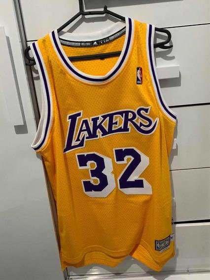 Camiseta adidas Lakers Retro Original Tamanho M