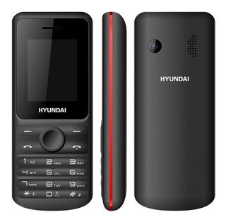 Telefono Celular Hyundai Basico D255 Dual Sim Linterna Radio