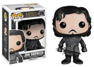Funko Pop Jon Snow 26 Game Of Thrones En Caja Nuevo