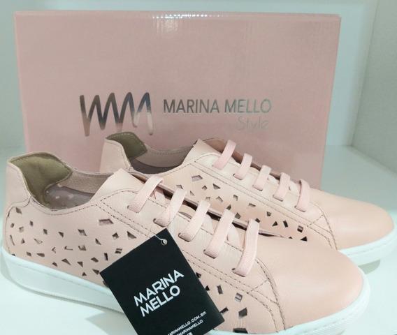 Tênis Marina Mello Ventilado. Tênis Marina Mello Original
