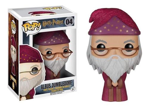 Funko Pop Harry Potter Albus Dumbledore 04