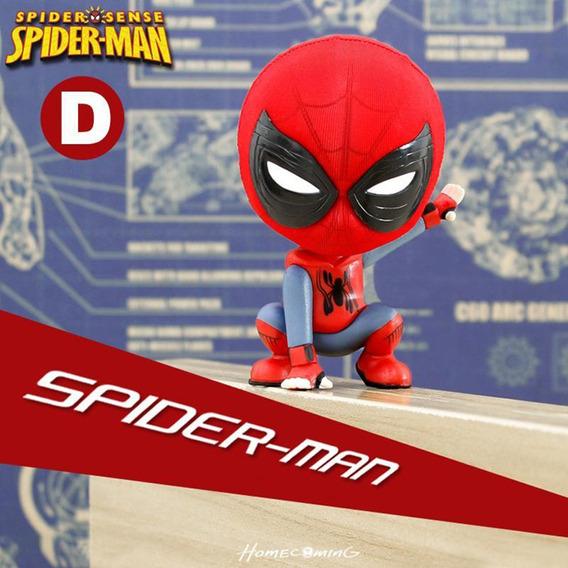 Spider-man Q Version Cute Styling Dolls Juguetes Creativos