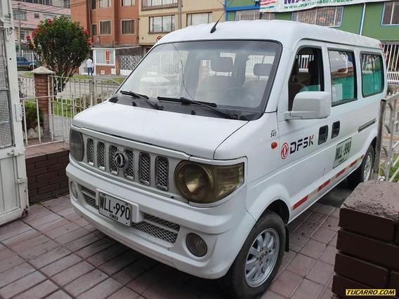 Dfm/dfsk Van Mt 1300 Cc Aa