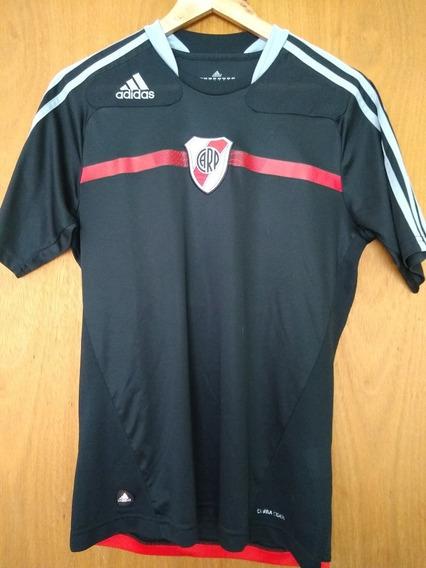 Camiseta De River 2010 Negra Sin Publicidad! Única!!