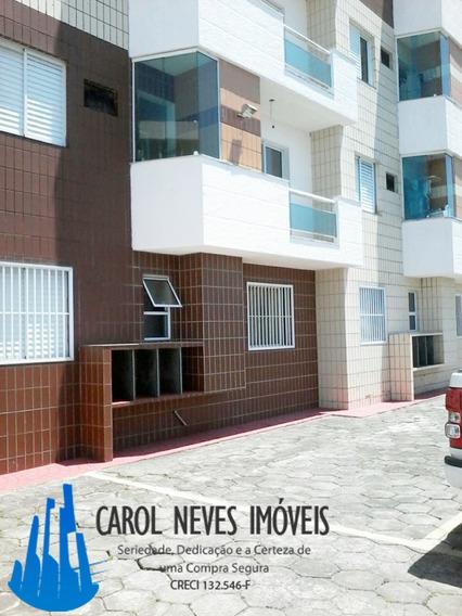 2505- Apartamento Em Itanhaem Aceita Financiamento!
