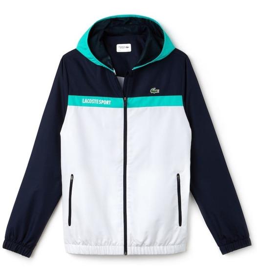 Blusa De Frio - Jaqueta Lacoste Corta Vento - Coleção Sport