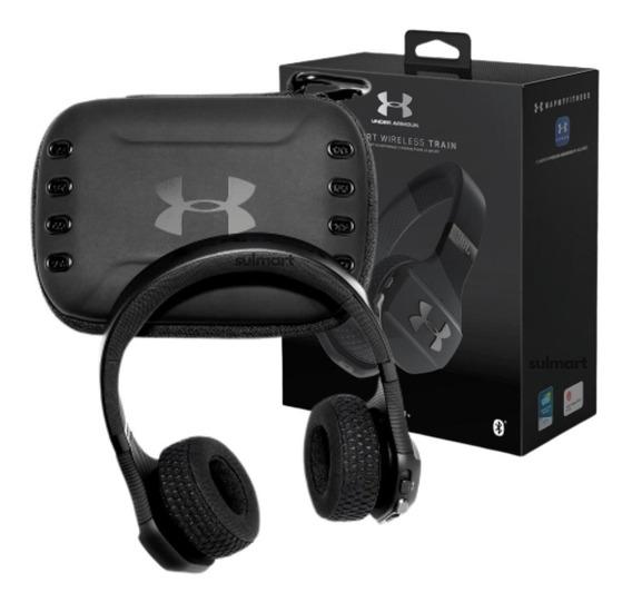 Fone De Ouvido Esportivo Jbl Under Armour Ua Sport Wireless Train Bluetooth Resistente Ao Suor Para Academia Atletas
