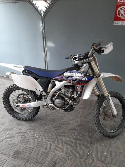 Yamaha Yz250f Blanca 2011