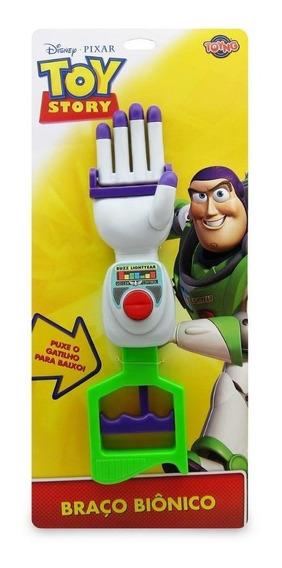 Braço Biônico - Vai E Vem! / Disney Pixar - Buzz Lighttbar