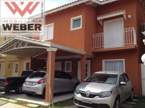 Casa C/ 3 Dorm, 1 Suíte, 147 M² Á Venda Por 615.000,00 Cond. Reserva Olga - 884