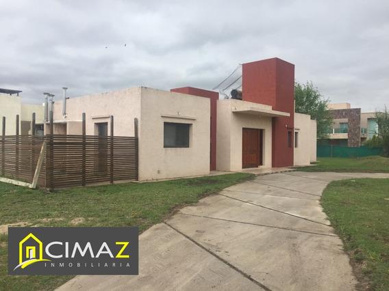 Hermosa Casa En Causana, Barrio Cerrado