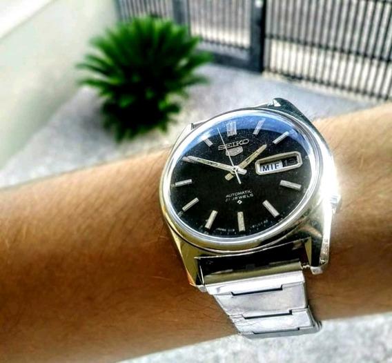 Relógio De Pulso Seiko 6119 - 8093 Masculino Funcionando !!