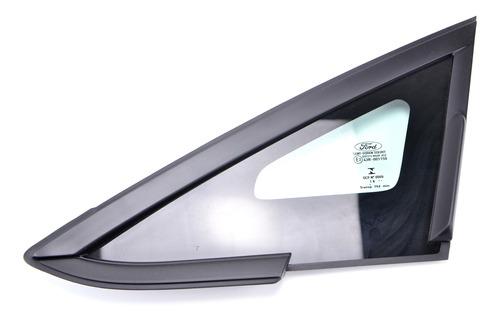 Vidro Fixo Ventarola Dianteiro Lado Esquerdo Ford Fiesta