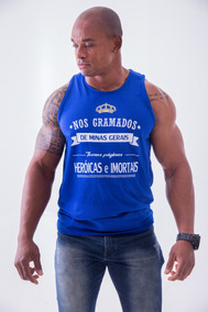 Regata Cruzeiro Esporte Clube, Unissex Frete Grátis Cód1