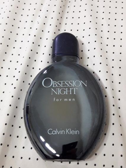 Perfume Obsession Night For Men 125ml Sem Caixa
