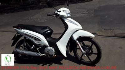 Honda Biz 125 Flex Sem Detalhes Vale A Pena Conferir