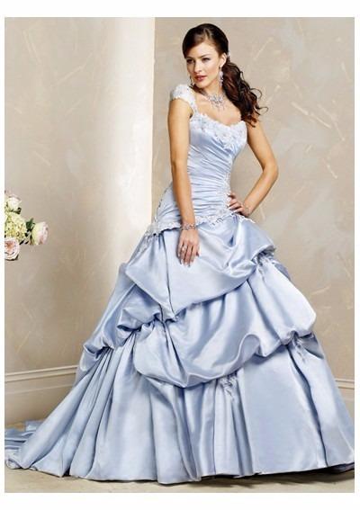 Vestido De Princesa Australiano Importado Nunca Foi Usado