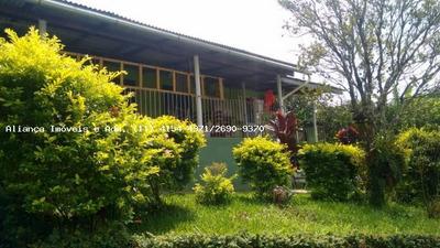 Chácara Para Venda Em Santana De Parnaíba, Suru, 1 Banheiro - 3052