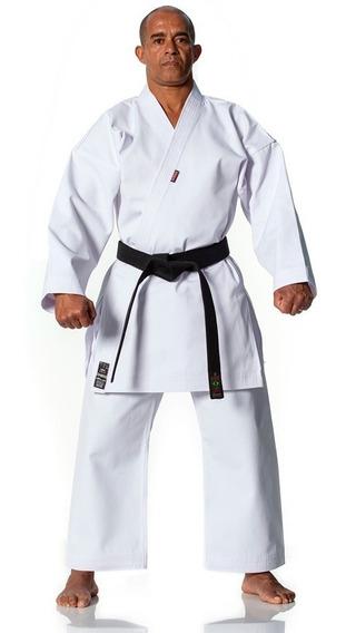 Kimono Karate K12 Lona Heavy Canvas Homologado Cbk Shiroi