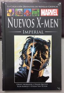 New X-men Imperial Grant Morrison Tomo Editorial Salvat