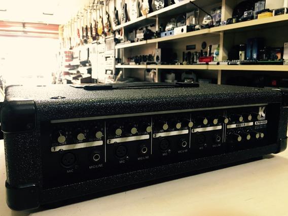 Amplificador Mixer Kustom Kpm4060 - Loja Jarbas Instrum.