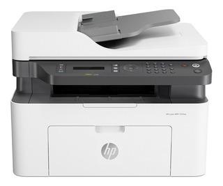 Impresora Hp M137fnw Multifuncion Laser 4zb84a Escaner Adf