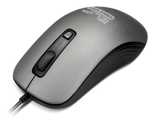 Mouse Optico Klip Xtreme Shadow Usb Pc Notebook Y + Febo