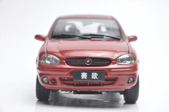 Miniatura Gm Corsa Sedan - Buick Sail Escala 1/18 Raridade!