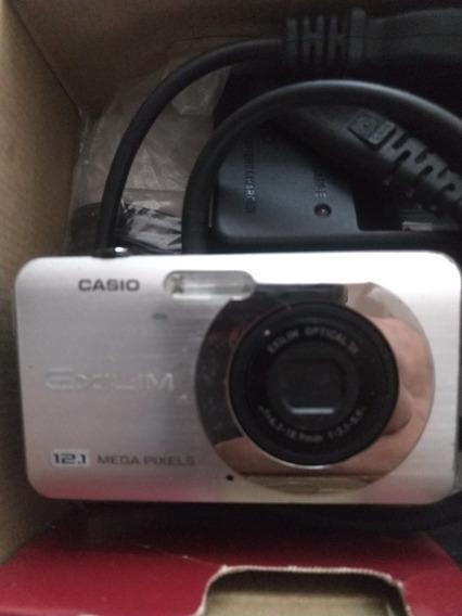 Máquina Fotográfica Casio Ex-z90 12.1 Mega