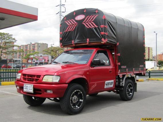 Chevrolet Luv Estacas Mt 2300cc 4x4