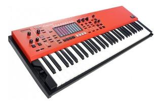 Organo Piano Vox Continental 61 Drawbars Con Pie