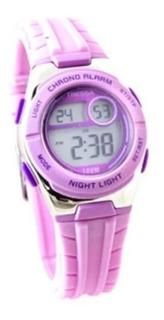 Reloj Digital Niñas Marca Tressa Sumergible Mod. Meli