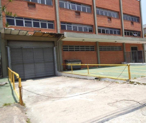 Galpão Industrial Para Venda E Locação, Jurubatuba, São Paulo. - Ga0081