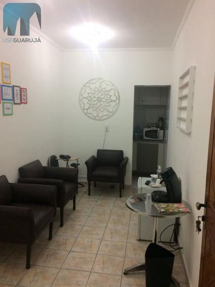 Sala Comercial A Venda No Bairro Vila Santa Rosa Em Guarujá - 647-1