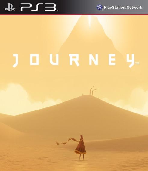 Journey - Psn Ps3 Play 3 Pronta Entrega