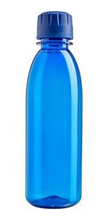 Botella Plástica Daily 610 Ml Con Tapa A Rosca Producto Aprobado Por Inal Para Contacto Con Alimentos Libre De Bpa