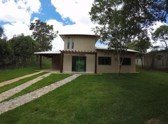 Casa Em Condomínio Com 3 Quartos Para Comprar No Condomínio Vale Do Luar Em Jaboticatubas/mg - Blv4582