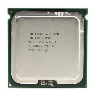 Processador Intel Xeon E5420 2.50 Ghz 12m De Cache Lga 771 ¨