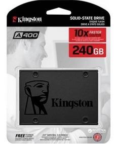 Ssd Kingston 240gb Ssdnow A400 12x S/ Juros Frete Gratis