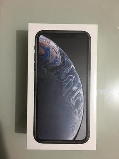iPhone Xr Black, 64gb (lacrado).
