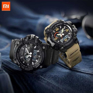 Relógio Xiaomi Smartwatch Timerolls Shock Resitent 50 M