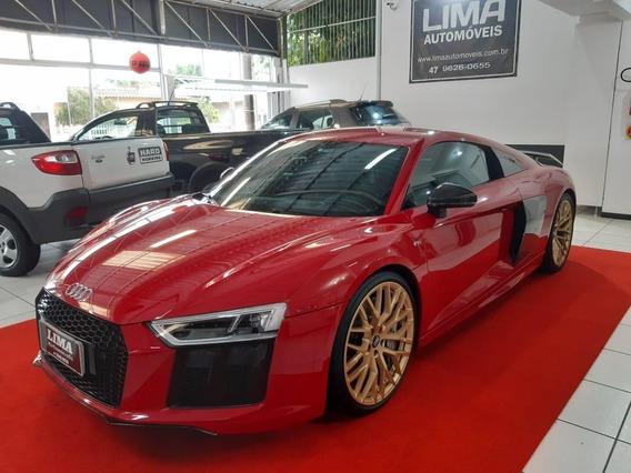 Audi R8 5.2 Fsi Coupe Plus V10 40v Gasolina - Melhor Preço