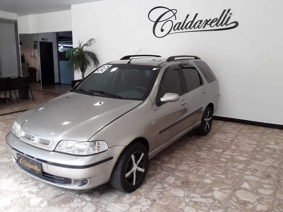 Fiat Palio Weekend Stile 1.6mpi 16v 4p