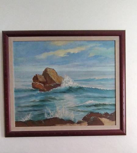 Cuadro Al Oleo (pintores Reconocidos)