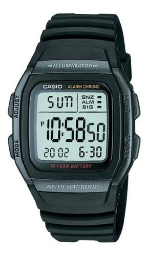 Imagen 1 de 5 de Reloj Casio W-96h Digital Garantía Pila 10 Años Original