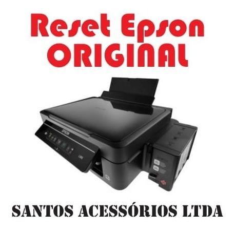 Reset Epson L110 L210 L300 L350 L355 (original)