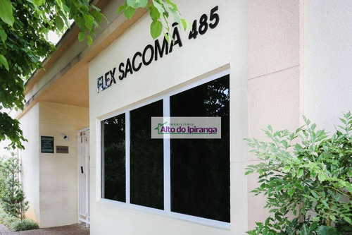 Imagem 1 de 7 de Apartamento Com 3 Dormitórios À Venda, 100 M²- Jardim Santa Emília - São Paulo/sp - Ap5627