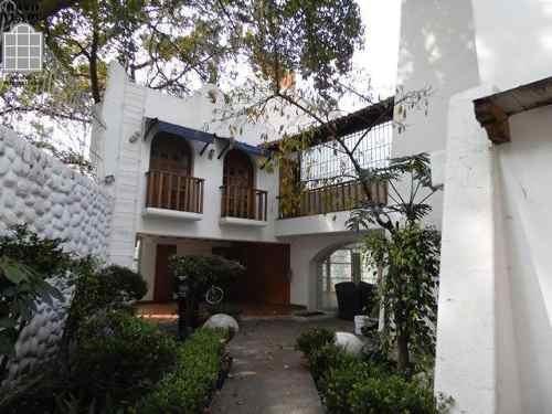 Casa En Venta Chimalistac